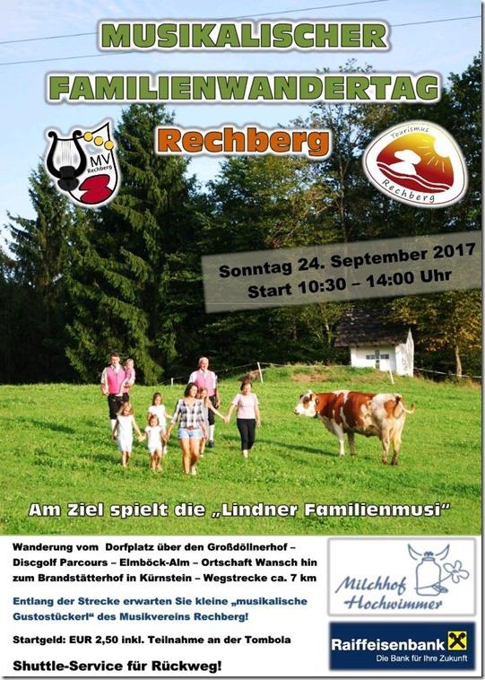Familienwandertag Rechberg